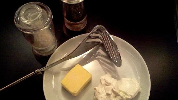 Продукти картофено пюре