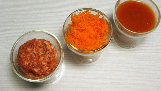 лазаня - сос болонезе
