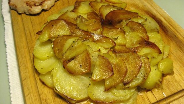 Лесни картофи