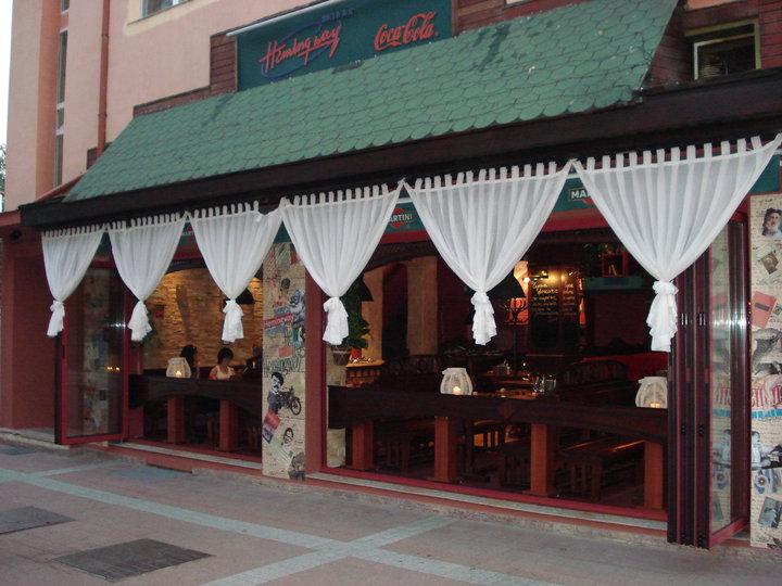 Ресторант Хемингуей, Пловдив