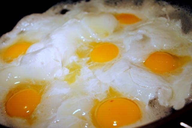 варене на яйцата