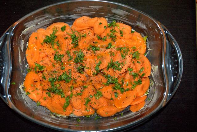 бабините моркови