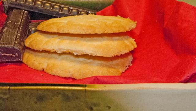датски маслени бисквитки