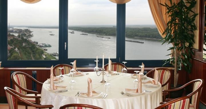 ресторант Панорама, Русе
