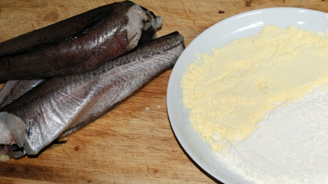 риба треска - продуктите