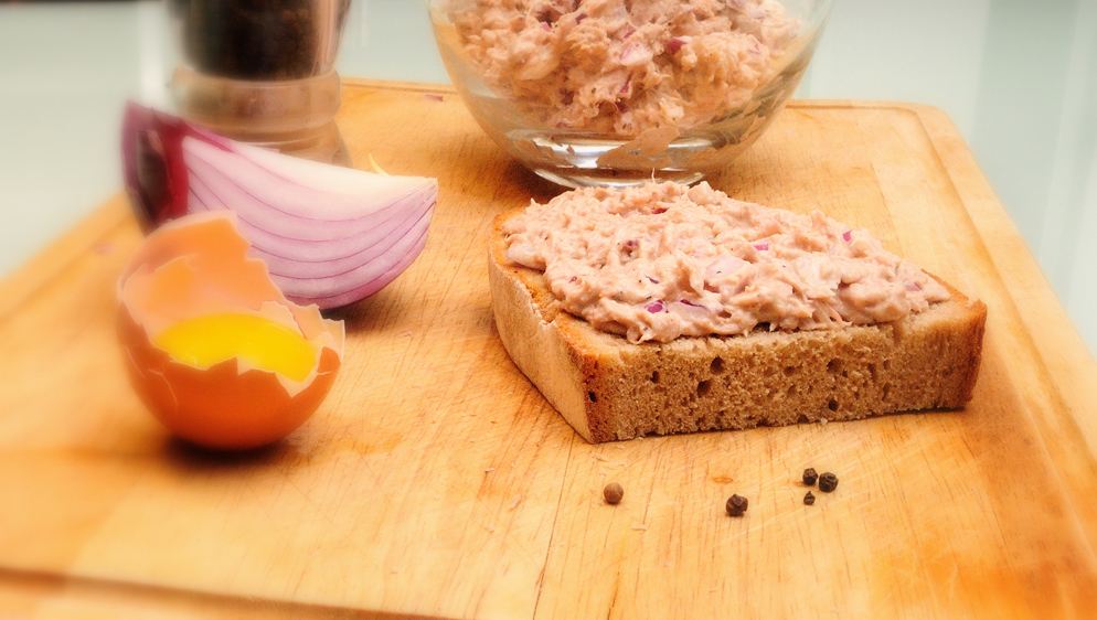пастет от риба тон