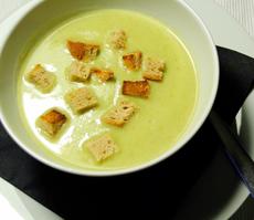 крем-супа от зелен боб