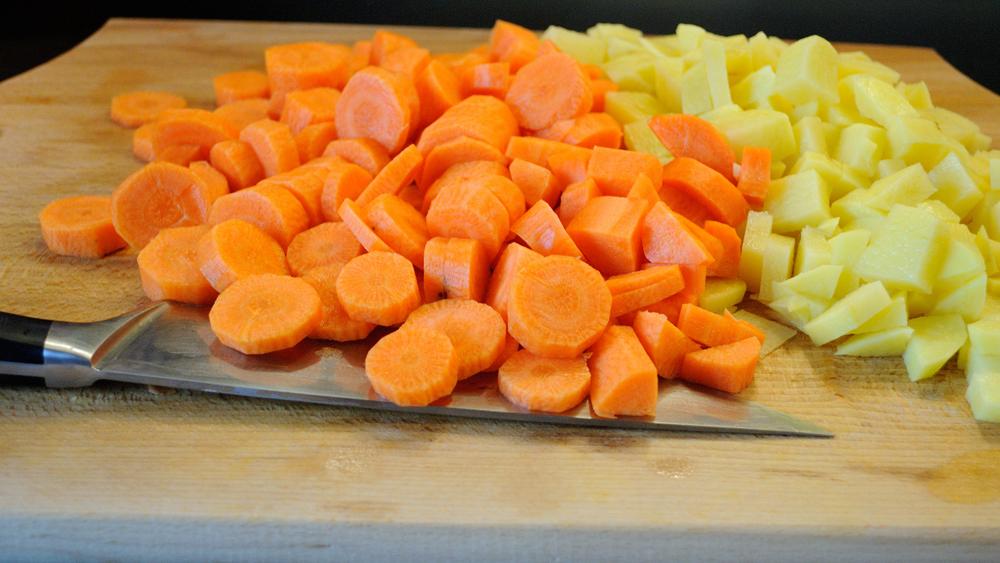 морковена крем-супа