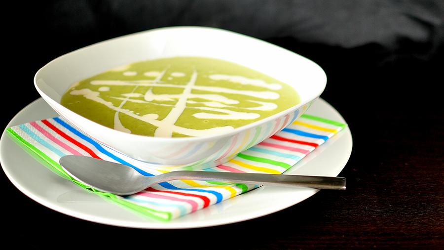 крем-супа от грах